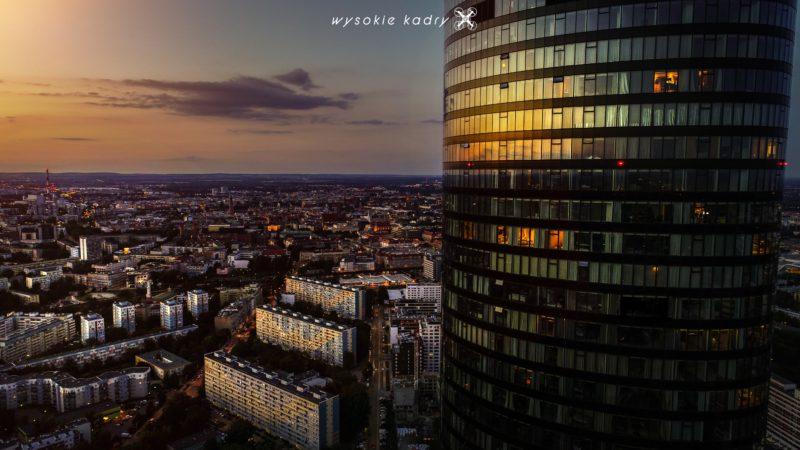 Sky Tower Wrocław